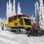 Snow Cat Skiing at Mica Mountain Lodge