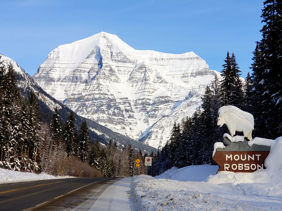 Mt Robson - Mica Mountain Lodge